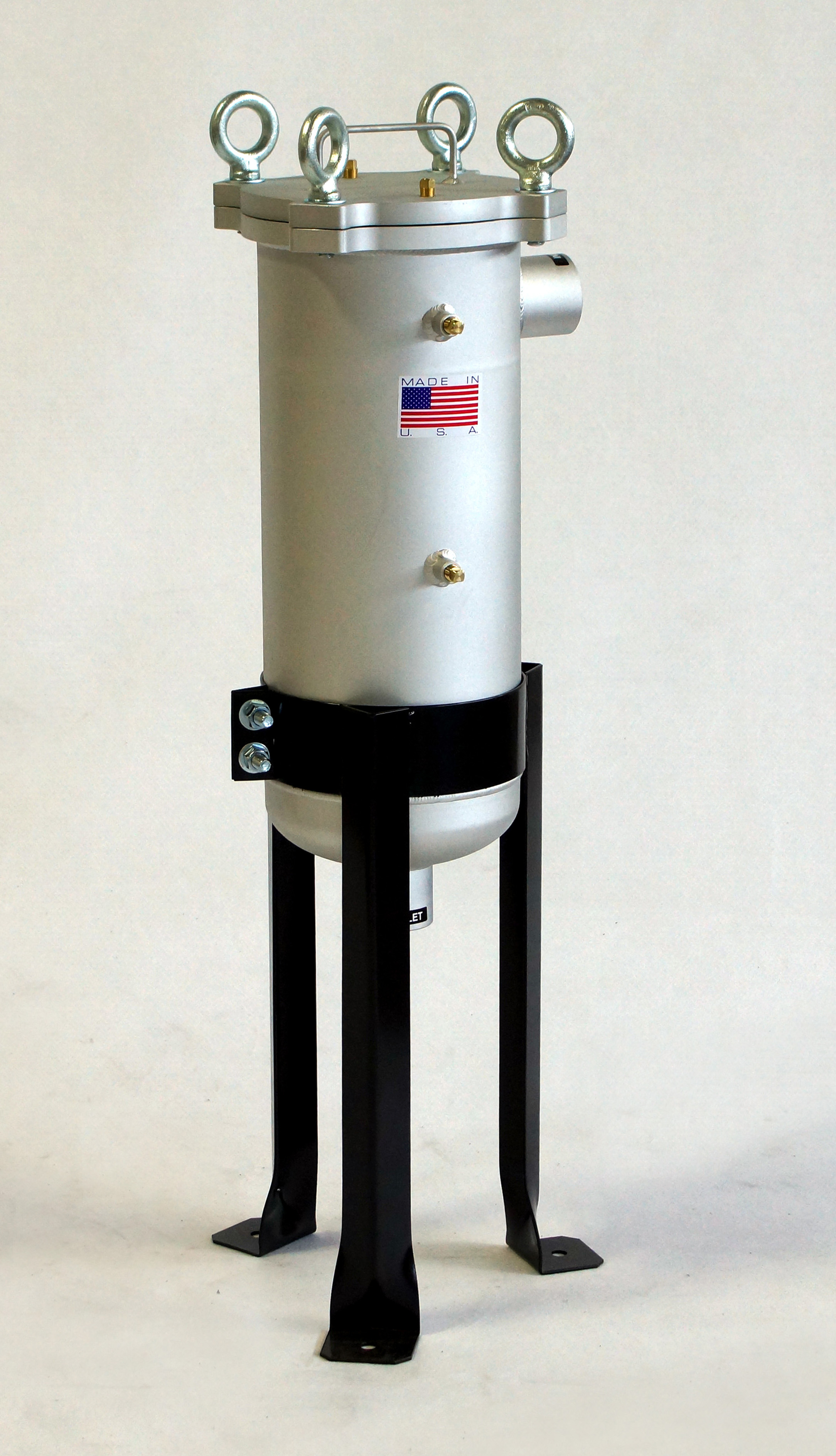 Compressed Air Piping >> Filter Vessels - Industrial and Chemical Use | Great Lakes Filters