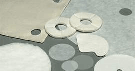 Assortment of Filter Press Paper and Cloth