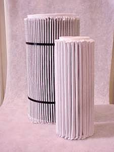 Pleated Filter Cartridges1