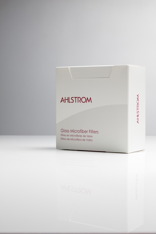 Ahlstrom Grade 161 | 1610-0550 | Glass Fiber Filter Paper