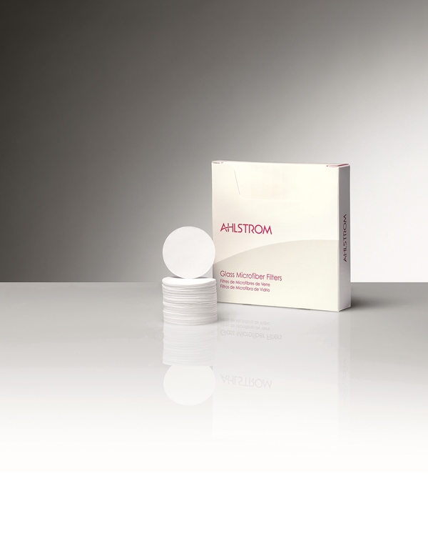 Ahlstrom Grade 151 | 1510-0550 | Glass Fiber Filter Paper